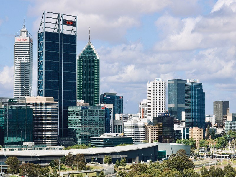 Perth is the capital of Western Australia and is the 4th largest city in Australia.