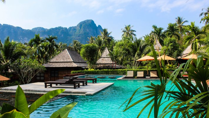 Hotels recovery guide Thailand